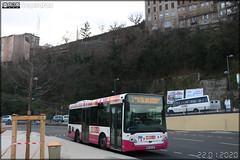 Heuliez Bus GX 127 – STADE (Société des Transports d'Annonay, Davézieux et Extensions) (Transdev) / Babus n°7662