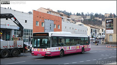 Irisbus Agora Line – Transdev Rhône-Alpes Interurbain / Babus n°7580