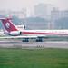 Sichuan Airlines | Tupolev TU-154M | B-2625 | Guangzhou Baiyun (old)