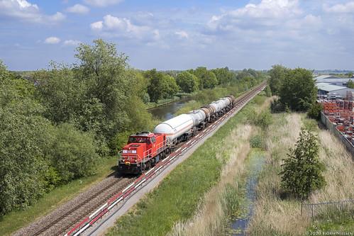 DB Cargo 6416, Leeuwarden Camminghaburen