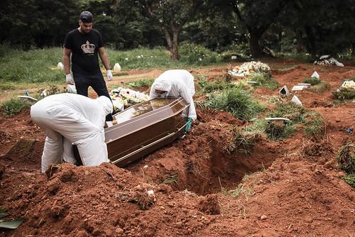 Covid-19 São Paulo: Cemiterios