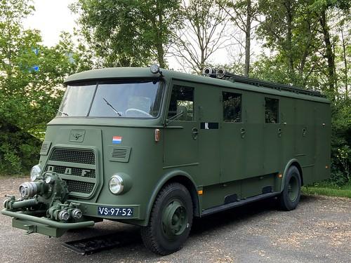 DAF (1965) BW-150, Trekker-Autospuit, KMC (NL) 2