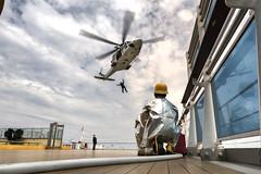 Helicopter Rescue on Costa Luminosa - Australia