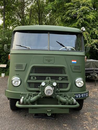 DAF (1965) BW-150, Trekker-Autospuit, KMC (NL) 1