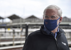 New York Mets Donate 100,000 Cloth Masks to Heroic Workforce of the MTA