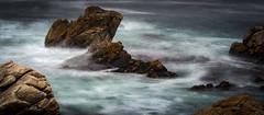 Steaming Rocks of Spanish Bay