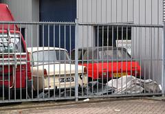 1970 DAF 33 & 1983 Talbot Samba Cabriolet