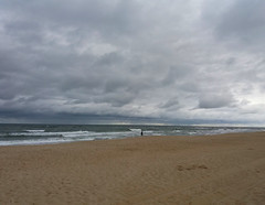 Clouds over Baltic Sea
