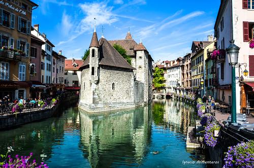Annecy, Alta Saboya (Francia)