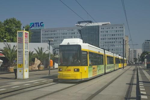 2018-08-09 DE Berlin-Mitte, Alexanderplatz, GT6N 1238 Linie M5