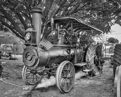 Favorite Steam Traction Engines