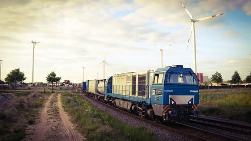 Bentheimer Eisenbahn 272 410-2 (D22), Coevorden