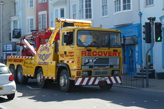 ERF E14 (1989) Recovery Truck