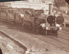 Rail Locomotive, Mount Victoria Station, Blue Mountains, c. 1880