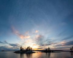 Last Evening's Sunset 1