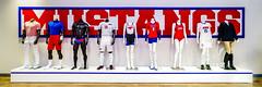 Uniforms of SMU Athletics