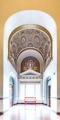 Portico in Dallas Hall