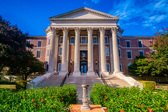 First Day of Fall at SMU