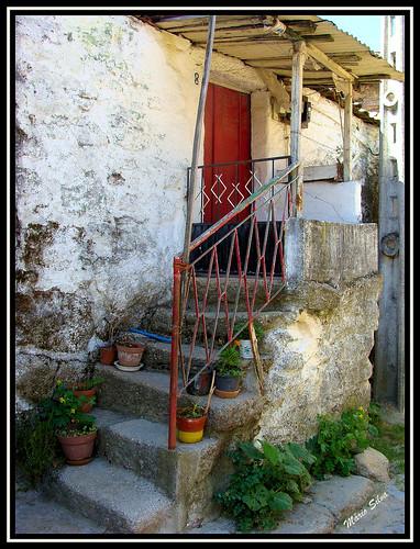 Casa na Rua Cimo de Vila - Aldeia de Chaves - PORTUGAL_ms