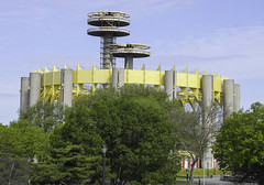 New York State Pavilion; Queens, New York