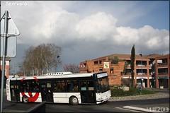 Renault Agora S – Véolia Transport Midi-Pyrénées (Transdev) / Mairie de Castelginest