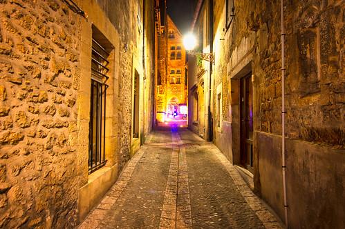 City in France