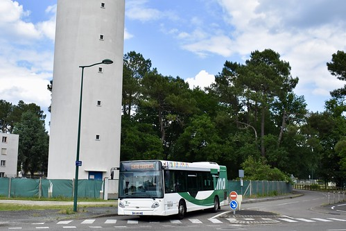 Mont-de-Marsan - HeuliezBus GX 127 L - 16/05/20