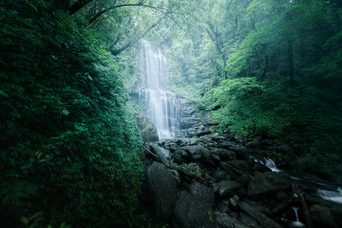 雲森瀑布 @ Yunsen Waterfall