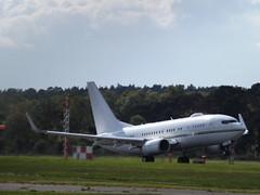 A6-RJV Boeing 737-77W BBJ (Royal Jet)