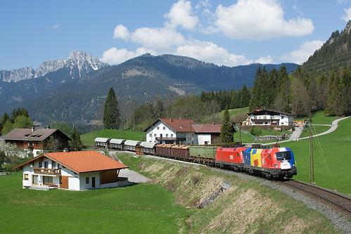 Hst Bad Kreckelmoos, 1116 056
