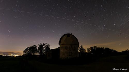 L'ISS et l'observatoire