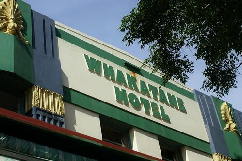 Whakatane Hotel (c.1939)