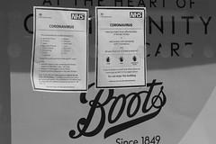 Boots' virus message
