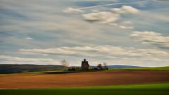 Hubertuskapelle Floisdorf - Frühlingslandschaft - Spring landscape