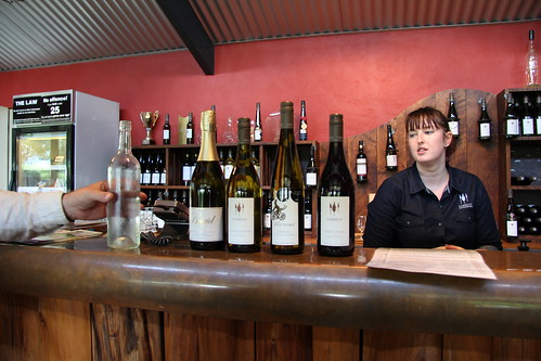 Forrest Estate Wines, Blenheim wine tour