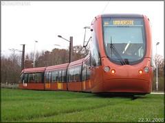 Alstom Citadis 302 – Setram (Société d'Économie Mixte des TRansports en commun de l'Agglomération Mancelle) n°1008 (Mulsanne)