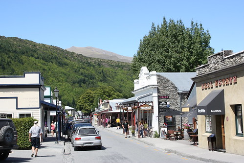 Arrowtown Chinese area