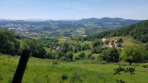 Monts-du-Lyonnais - Pédestre , entre Messimy et Yzeron
