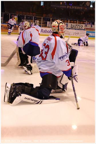 Preparing for the game UNIS Flyers vs HIJS Hokij | Перед матчем UNIS Flyers vs HIJS Hokij
