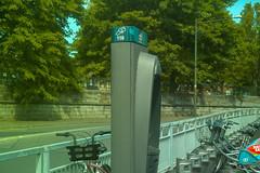 DUBLINBIKES DOCKING STATION No.116 {WESTERN WAY - BROADSTONE]-161715