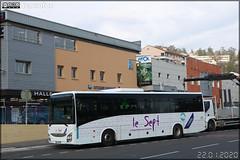 Iveco Bus Crossway – Cars du Vivarais / Auvergne-Rhône-Alpes / Le Sept