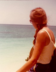 At the Coast of Tulum 1981