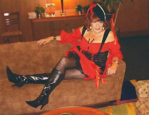 Laurette the Pirate Queen