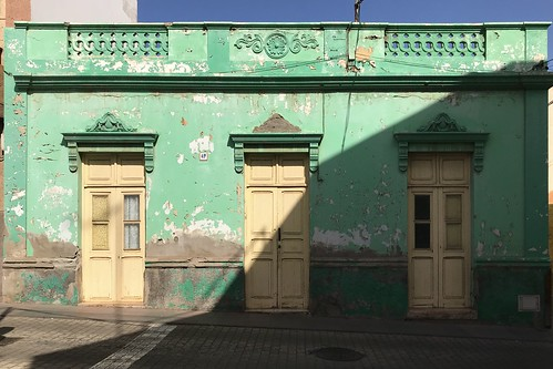 Calle del Gago Coutinho, Telde