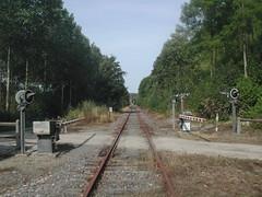 CFT de la Vallée de l'Aa: Arques-Lumbres Railway, Nord pas de Calais, France 27th July 2004