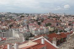 Vistas de Lisboa. Lisboa (Portugal).
