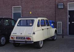 1972 Citroën Dyane 6
