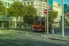 WHERE IS THE FIRE [FIRE ENGINE ON O'CONNELL STREET]-161717
