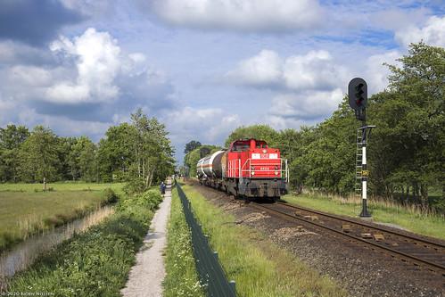 DB Cargo 6454, Feanwâlden