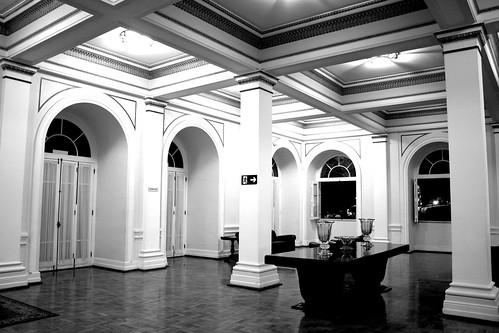 Salão do Palace Hotel
